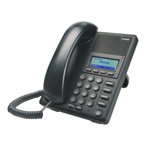 D-LINK DPH-120S, VoIP Phone, Support Call Control Protocol SIP, P2P connections, 2- 10/100BASE-TX Fa...