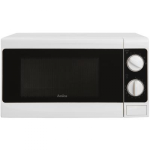 Amica AMG17M70V microwave Countertop Solo microwave 17 L 700 W White