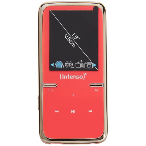 Intenso Video Scooter 8GB MP3 player Pink