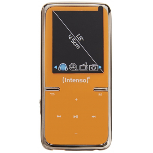 Intenso Video Scooter 8GB MP3 player Orange