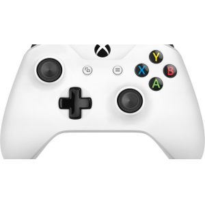 Microsoft Xbox Wireless Controller Gamepad PC,Xbox One S Analogue / Digital Bluetooth White
