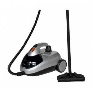 Clatronic DR 3280 Cylinder steam cleaner 1.5 L Black,Grey 1500 W