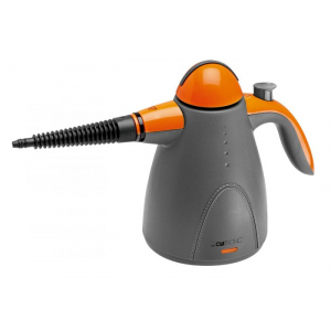 Clatronic DR 3535 Portable steam cleaner 0.3 L Black,Orange 1000 W