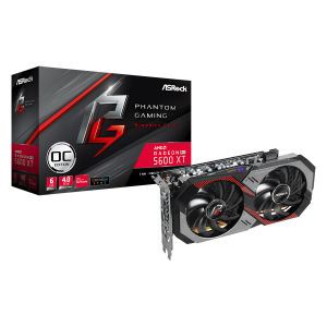Asrock Phantom Gaming 90-GA1WZZ-00UANF video karte AMD Radeon RX 5600 XT 6 GB GDDR6