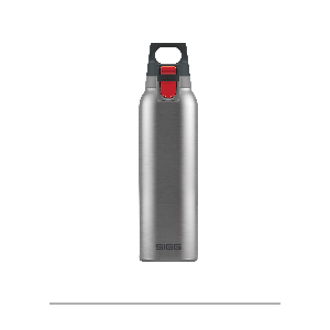 SIGG Hot & Cold ONE Brushed vacuum flask 0.5 L Red, Silver