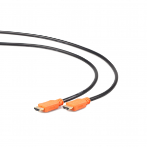 Gembird CC-HDMI4L-6 HDMI cable 1.8 m HDMI Type A (Standard) Black,Orange CC-HDMI4L-6
