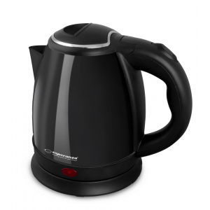 Esperanza EKK028K Electric kettle 1 L Black EKK028K