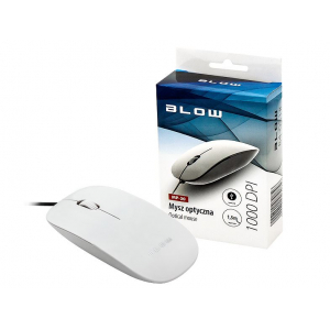 Optical mouse BLOW MP-30 USB white